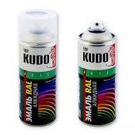 Универсальная алкидная краска-эмаль Kudo RAL, аэрозоль, 520 мл