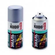 Краска-эмаль Kudo металлик, аэрозоль, 210 мл