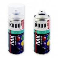 Универсальный акриловый лак Kudo, аэрозоль, 520 мл