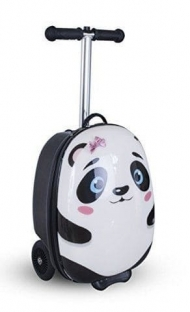 Самокат-чемодан Панда, серия Flyte ZINC