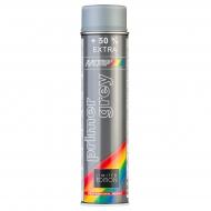 Грунт акриловый MOTiP с антикоррозийными добавками, серый, аэрозоль 600 мл
