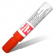 Маркер перманентный широкий Pentel Jumbo Felt Pen 10.0-13.5 мм для ремонта, строительства