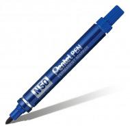 Маркер перманентный Pentel Pen для любых поверхностей с круглым наконечником 4.3 мм