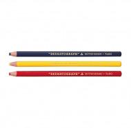 Самозатачивающиеся карандаши UNI Mitsubishi Dermatograph 1,0 - 4,4 мм P-7600