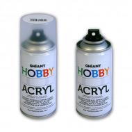 Аэрозольный защитный лак Ghiant HOBBY для творчества и моделирования 150 мл