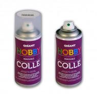 Аэрозольный клей для временной фиксации Ghiant Hobby Colle Repositionable 150 мл