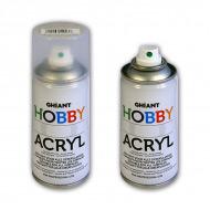Аэрозольная краска с блестками GHIANT HOBBY ACRYL для хобби и моделирования 150 мл