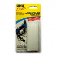 Патроны для низкотемпературного клеевого пистолета UHU Creativ 14 шт