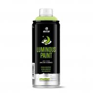 Светящаяся аэрозольная краска для декорирования MTN PRO Luminous Paint, 520 мл