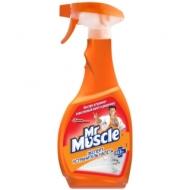 Чистящее средство Mr.Muscle, жидкость, от ржавчины и налета, с курком, 500мл