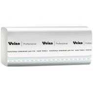Полотенца бумажные лист. Veiro Professional Basic(V-сл) 1 слойн., 250л/пач, 21*21,цвет натуральный