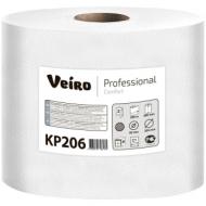 Полотенца бумажные в рулонах Veiro Professional Comfort(С1), 2-слойные, 200м/рул, ЦВ, белые