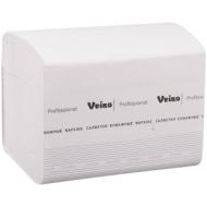Салфетки бумажные Veiro Professional Comfort, V-сложение, 2-слойные, 21*16см., белые, 220шт.