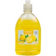 Мыло жидкое OfficeClean Лимон, 500мл