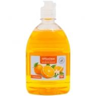 Мыло жидкое OfficeClean Апельсин, 500мл