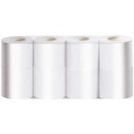 Бумага туалетная Veiro Professional Comfort, 2-слойная, 8шт., 25м/рул, тиснение, белая