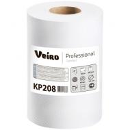 Полотенца бумажные в рулонах Veiro Professional Comfort(С1/С2), 2-слойные, 100м/рул, ЦВ, белые