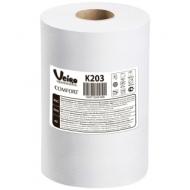 Полотенца бумажные в рулонах Veiro Professional Comfort, 2-слойные, 150м/рул, белые