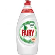 Средство для мытья посуды Fairy Нежные руки. Чайное дерево и мята, 900мл
