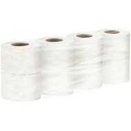 Бумага туалетная Veiro Professional Premium, 2-слойн., 8шт., 25 м/рул, белая