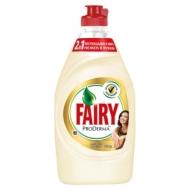 Средство для мытья посуды Fairy ProDerma. Алоэ Вера и Кокос, 450мл