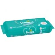 Салфетки влажные Pampers Fresh Clean, детские, 52шт.