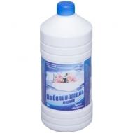 Отбеливатель Семь Звезд, жидкий, 1л (17% хлора)