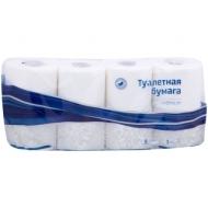 Бумага туалетная OfficeClean Premium 3-слойная, 8шт., тиснение, белая