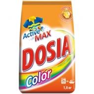 Порошок для машинной стирки Dosia Automat. Color, для цветного белья, 1,8кг