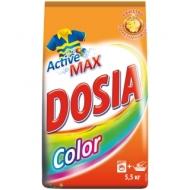 Порошок для машинной стирки Dosia Automat. Color, для цветного белья, 5,5кг