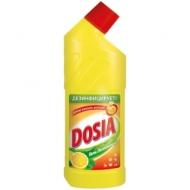 Чистящее средство для сантехники Dosia Lemon, 750мл