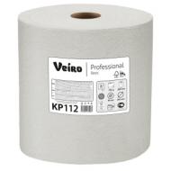 Полотенца бумажные в рулонах Veiro Professional Basic(ультрапроч), 2-слойн., 172м/рул, цвет натур.