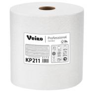 Полотенца бумажные в рулонах Veiro Professional Comfort (ультрапрочные), 2-слойн., 172м/рул, белые