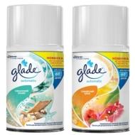 Сменный баллон для освежителя воздуха Glade Automatic Океанский Оазис/Гавайский бриз, 269мл