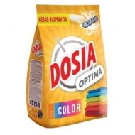 Порошок для машинной стирки Dosia Optima. Color, 1,2кг