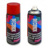 Аэрозольная смывка для удаления старой краски DECORIX 520 мл