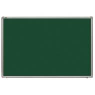Доска для мела магнитная 60x90 см, Зеленая, алюминиевая рамка, OFFICE 2х3, TKA96