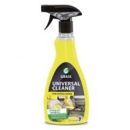 Средство для очистки салона 500 мл Grass Universal Cleaner, для ткани, пластика, распылитель, 112105
