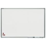 Доска магнитно-маркерная 100x150 см, алюминиевая рамка, OFFICE, 2х3, TSA1510