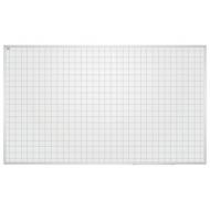 Доска магнитно-маркерная(85x100 см, клетка, алюминиевая рамка, EDUCATION, 2х3, TSU8510K