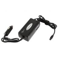 Зарядное устройство Автомобильное для ноутбуков универсальное GEMBIRD NPA-DC1, 80 Вт, 1,4 м, 9 адаптеров