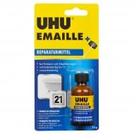 """Клей UHU """"Emaille"""" для ремонта эмалированных поверхностей, 23 г"""