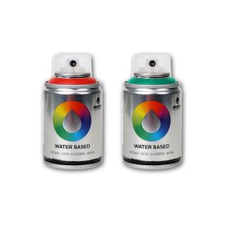 Аэрозольная краска на водной основе MTN Water Based 100 мл