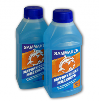 Матирующая жидкость Sammaker 450 мл