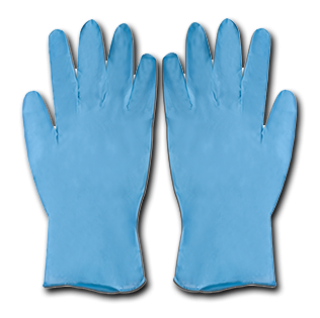 Перчатки защитные нитриловые Unibob