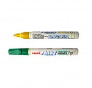 Маркеры перманентные Uni Paint 2,2 - 2,8мм (круглое перо) PX-20