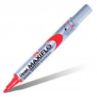 Маркер для белой доски с кнопкой подкачки чернил Maxiflo (круглый наконечник) 4,0 мм
