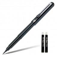 Ручка-кисть Pentel Brush Pen для каллиграфии с 2 картриджами в блистере