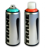 Аэрозольная краска Trane 400 мл (матовая)